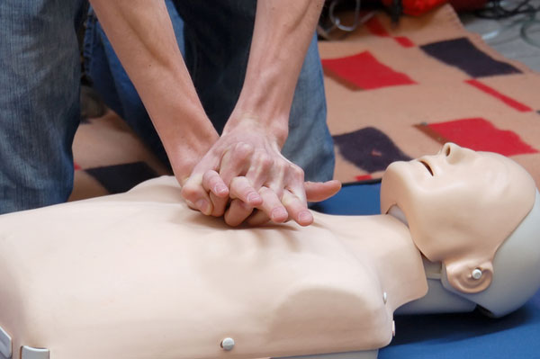 Cardiopulmonary Resuscitation (CPR) Course 25 August 2017